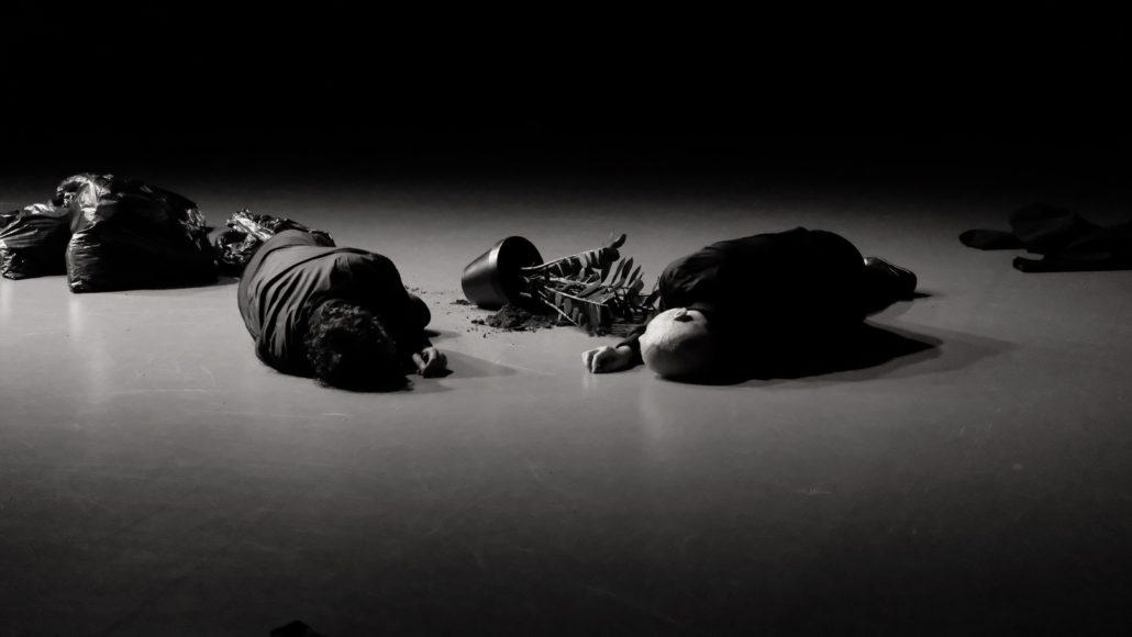When Air Is Still Around, Kaiser Antonino Dance Ensemble, Photography: Sharon Zindany